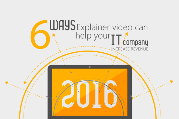 01 6 Ways Explainer Video Can Help Your IT Company Increase Revenue in 2016