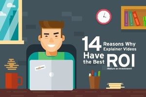 14 Reasons Why Explainer Videos Have the Best ROI
