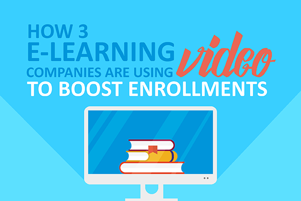 How 3 E-learning Companies Are Using Video to Boost Enrollments