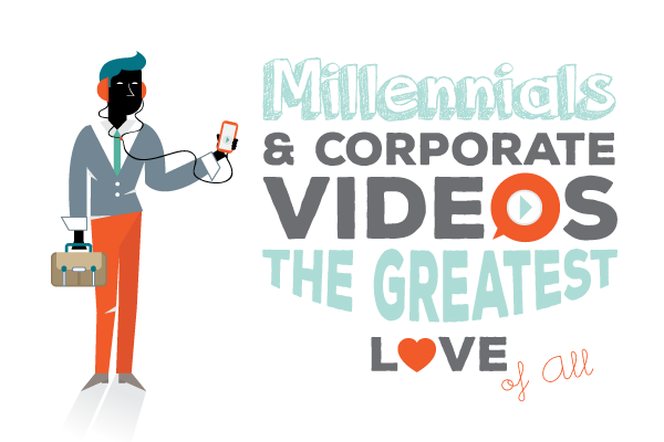 Millennials and Corporate Videos The Greatest Love of All